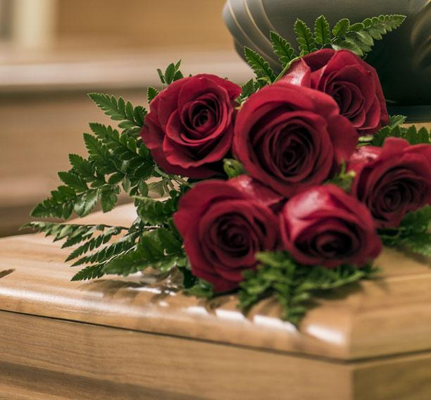 compositions florales funeraires à Sully-sur-Loire