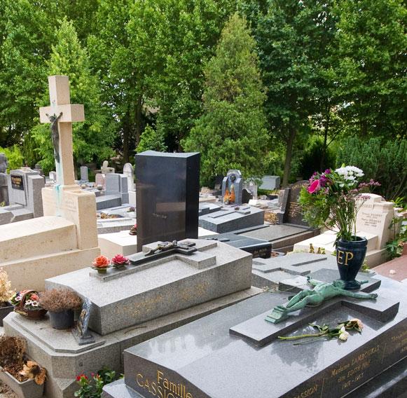 entretien de tombes à Sully-sur-Loire